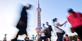 China in 2014 : stable growth with risks of financing and overcapacities